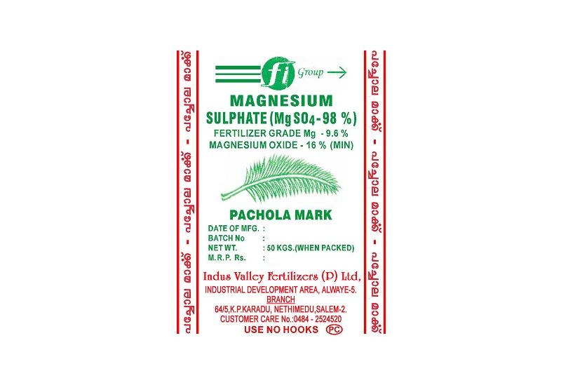 Pachola Mark - Magnesium Sulphate